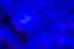 与灯光管制线的深蓝摘要弄脏了背景 库存例证
