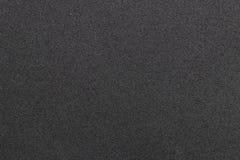 与犁沟的黑暗的塑料纹理 库存照片