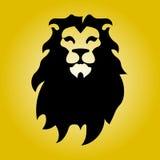 与狮子头的行家略写法  库存照片