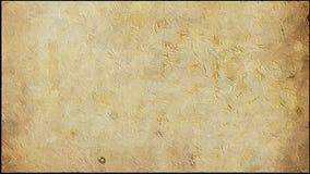 与生长油漆花的装饰背景 皇族释放例证
