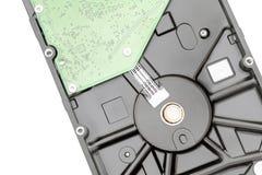与电路板的硬盘驱动器硬盘驱动器 免版税库存图片