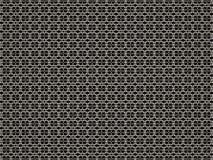与白色样式的抽象背景纹理 数字式例证 3d回报 免版税库存图片