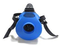 与皮带的蓝色人工呼吸机 图库摄影