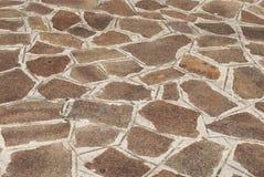 与石工的抽象 免版税库存照片