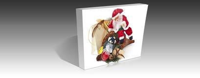 与礼物4的聚宝盆 免版税图库摄影
