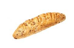 与种子和五谷的大面包 库存图片