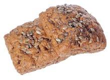 与种子的面包 免版税库存图片