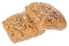 与种子的面包 图库摄影