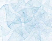 与稀薄的织品纹理的抽象分数维背景 免版税库存图片