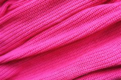 与空间的塑料桃红色纹理文本或图象的 热的塑料粉色趋向2019年 图库摄影