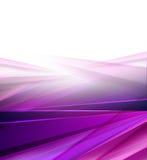 与空间的典雅的紫罗兰色背景设计您的文本的 皇族释放例证