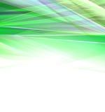 与空间的典雅的绿色背景设计您的文本的 库存例证
