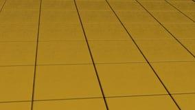 与立方体的抽象结构 皇族释放例证