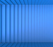 与章程的抽象直线蓝色 免版税库存照片