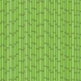 与竹子的几何全国无缝的日本样式 图库摄影