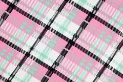 与简单的样式的五颜六色的布料作为背景 库存图片