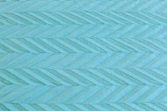 与箭头样式的软的绿松石织品 库存照片
