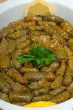 地中海食物 库存照片