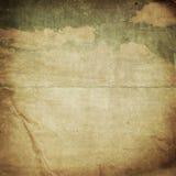 与精美难看的东西纹理的老纸背景 库存照片