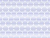 与紫罗兰色几何形状的无缝的抽象样式 皇族释放例证