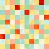 与纸样式的无缝的背景 免版税图库摄影