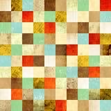 与纸样式的无缝的背景 免版税库存照片