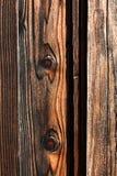 与结的木范围板条 库存图片