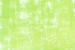 与绿色口气的墙壁背景 库存图片