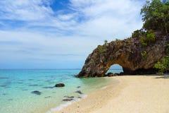 与美丽的海的泰国旅行酸值Khai海岛的,Tarutao国立公园,沙敦府,泰国 库存图片