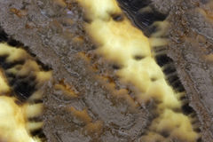 与美妙的样式的异常的样式和地球口气优越自然石材料 免版税库存图片