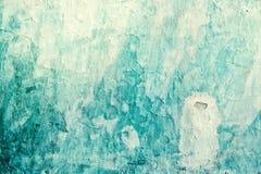 与老油漆层数的混凝土墙纹理  库存照片