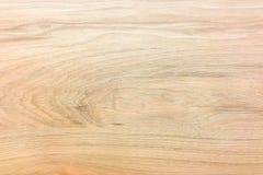 与老自然样式或老木纹理台式视图的轻的木纹理背景表面 与木纹理的五谷表面 免版税库存图片