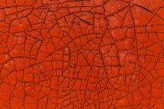 与老被剥皮的油漆的生锈的金属表面为使用作为纹理或背景 库存图片