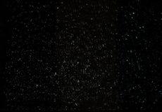 与聚光灯的黑色背景 免版税库存照片