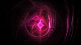 与能量标志的黑暗和典雅的背景 向量例证