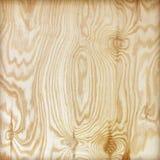 与自然木样式的胶合板纹理 免版税库存照片
