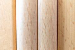 与自然样式的木纹理 图库摄影