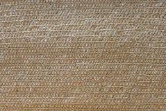 与自然样式的被编织的藤条 免版税库存照片