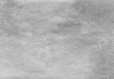 与自然纸和油漆丙烯酸酯元素的银色织地不很细背景 图库摄影