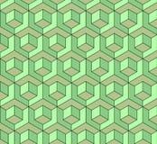 与色的块的抽象背景 光栅10 免版税库存图片