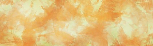 与艺术性的油漆设计的抽象明亮的横幅背景 库存照片