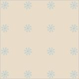 与花卉样式的无缝的浅粉红色,米黄背景 图库摄影
