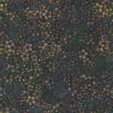 与花纹花样的金属无缝的纹理 图库摄影