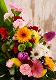 与花花束的构成  图库摄影