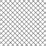 与菱形细胞的无缝的样式,格子 r 皇族释放例证