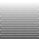 与菱形细胞栅格梯度的背景  库存照片