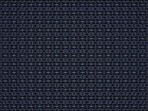 与蓝色样式的抽象背景纹理 数字式例证 3d回报 库存图片