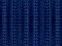 与蓝色样式的抽象背景纹理 3d回报 数字式例证 库存图片