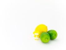 与蔬菜和水果的Origami Ninja 免版税库存图片