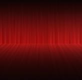 与行动迷离的抽象红颜色背景 图库摄影